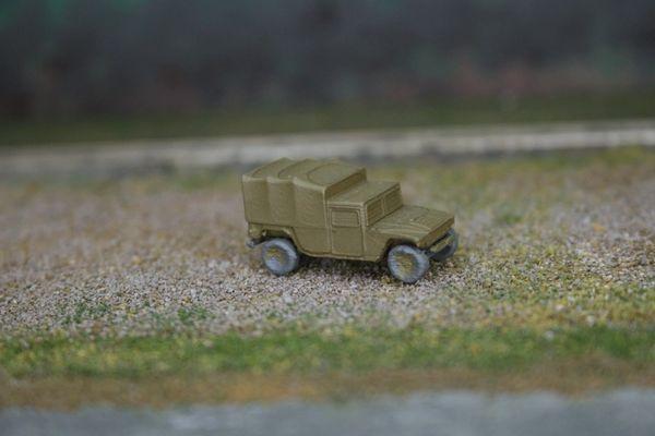 M998 HMMWV 2 Man Cargo Truck