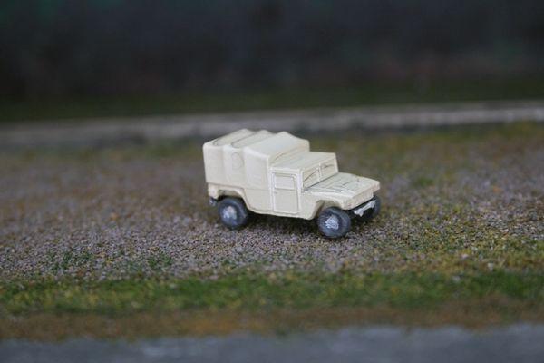 M998 HMMWV 2 Man Cargo Truck (Sand)