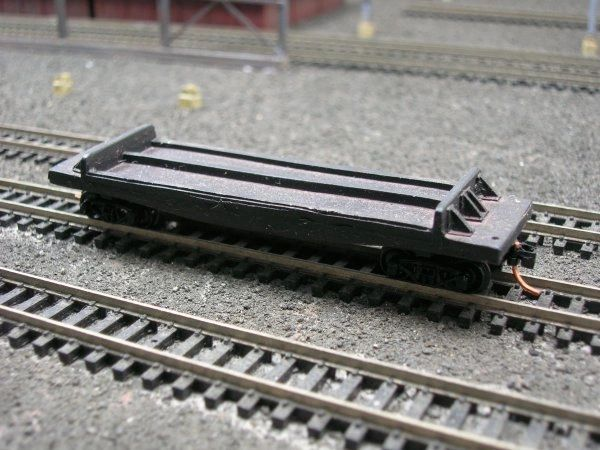 N Scale 40' Mill Cars