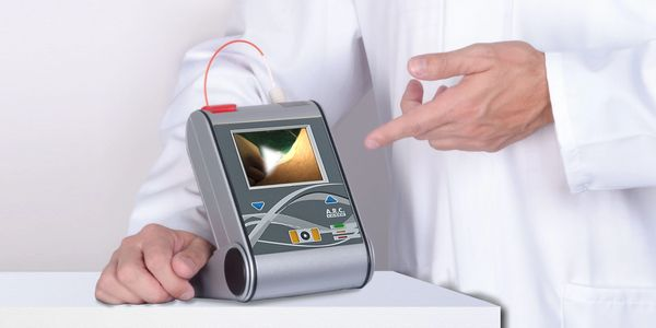 The FOX Diode Laser for medical applications.