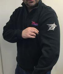 Boninfante 1/4 Zip Pull Over Sweatshirt