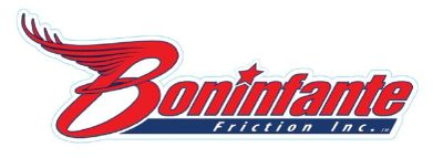 Boninfante Friction Inc