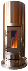 Kimberly™ Wood Stove