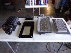 Top Mount Super Charger 2012-2015 CAMARO, COLORADO, CANYON. CADILLAC 3.6 LFX V6 ENGINES