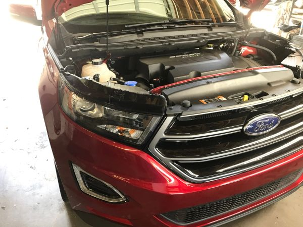 2010 - 2021 FORD EDGE 2.0 / 2.7 / 3.5 DUAL VALVE SYSTEM