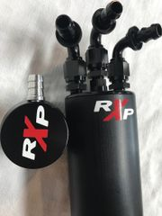 TEAM RXP DUAL VALVE CADILLAC CATCH CAN KIT 3.6 OR CTSV