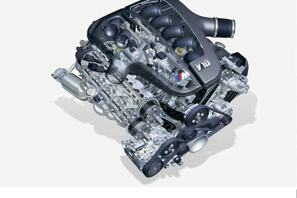 M SERIES BMW V10 TWIN CAN SYSTEM