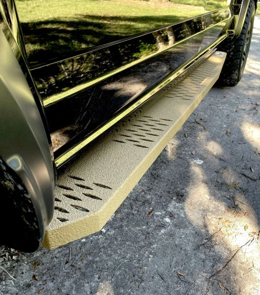 HAND MADE CUSTOM RUNNING BOARDS F 150 - RAPTOR ALL TRUCKS