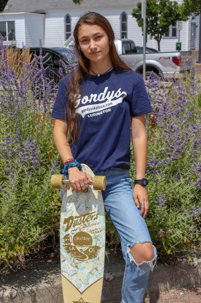 Gordys Ludington Tee (Navy)