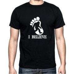 Big Foot I Believe T-Shirt