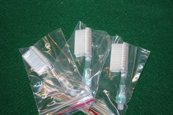 Replacement Tooth Brush Heads for Handcrafted Tooth Brush
