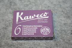 Kaweco Ink Cartridges - Summer Purple Fountain Pen Ink