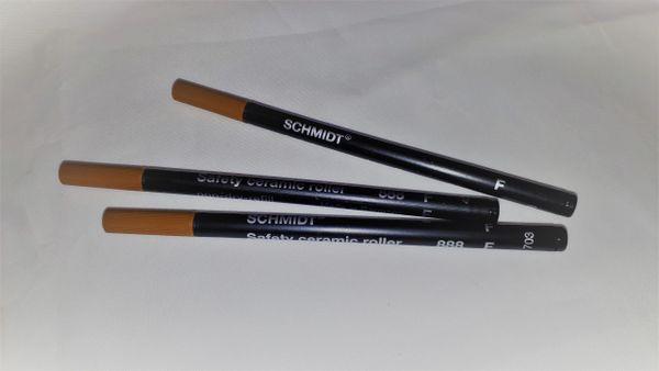Schmidt 888 Roller Ball Refills, Black