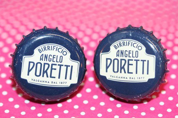 Cufflinks - Cuff Links - Angelo Poretti Beer Cap Cufflinks - Bottle Cap Cufflinks - Handcrafted Cufflinks - Beer Cap Cufflink - Poretti Beer