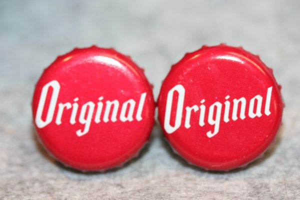 Cuff Links - Coors Original - Coors Original Beer - Bottle Cap Cufflinks - Beer Cap Cufflinks - Groomsman Gift - Jewelry