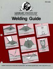Hobart Institute of Welding Technology Welding Guide