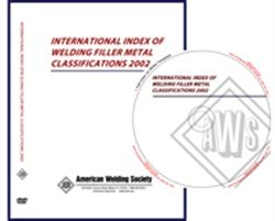 IFS CD:2002 International Index of Welding Filler Metal Classification, AWS