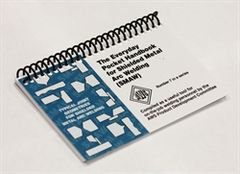 PHB-7 The Everyday Pocket Handbook for Shielded Metal Arc Welding, AWS