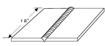 FlawTech-P007 Welded Plate