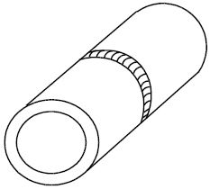 FlawTech-P008 Welded Pipe