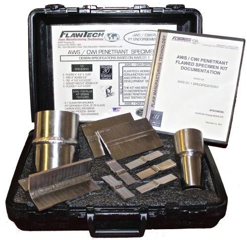 FLAWTECH-AWS-K2 AWS / CWI Penetrant Kit