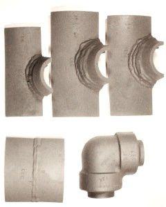 PWR-1 Piping Weld Replica Set, 5-Piece Set