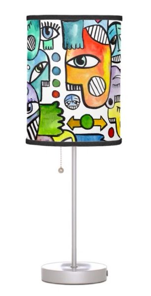 Graffix Table Lamp