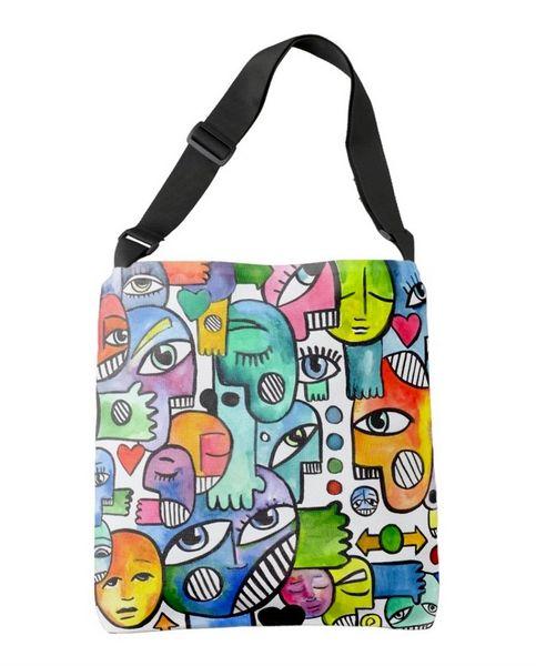 Graffix Tote Bag