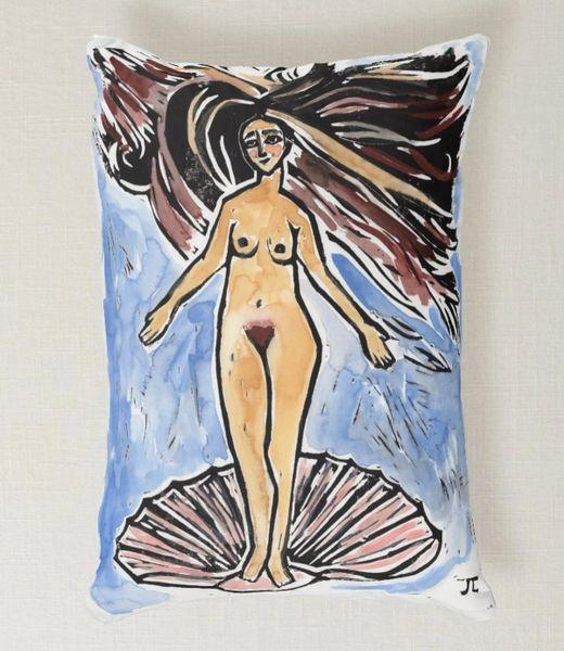 Venus is You Accent Pillow