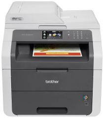 Brother MFC9130CW Wireless All-In-One Color Printer with Scanner, Copier and Fax