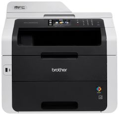 Brother MFC9330CDW Wireless All-In-One Color Printer with Scanner, Copier, Duplex and Fax
