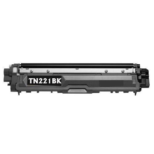 Compatible Toner Cartridge Replacement for Brother TN221 (Black)