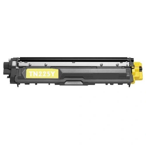 Compatible Toner Cartridge Replacement for Brother TN225 (Yellow)