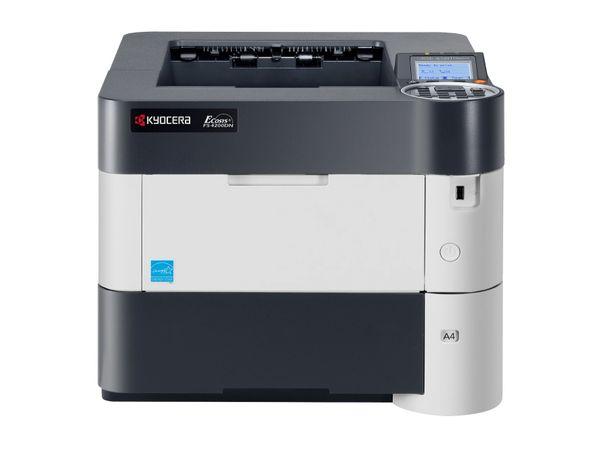 Kyocera ECOSYS FS-4200DN 52 ppm