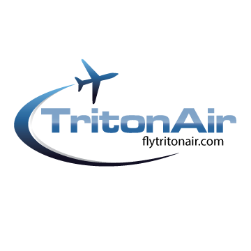 Triton Air Making first time clients long term clients