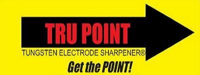 Tru Point Tungsten Electrode Sharpener Welding Tool Blue