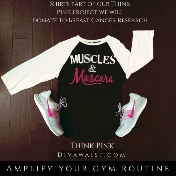 Muscles and Mascara Shirt