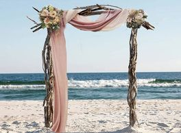 The Lode at Gulf State Park is a unique and beautiful place to have your Driftwood Beach Wedding. Cr