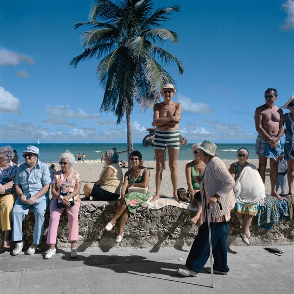 Andy Sweet: Miami Beach, circa 1979