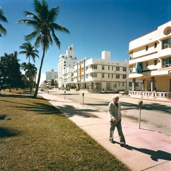 Andy Sweet: Ocean Drive South Beach, circa 1979