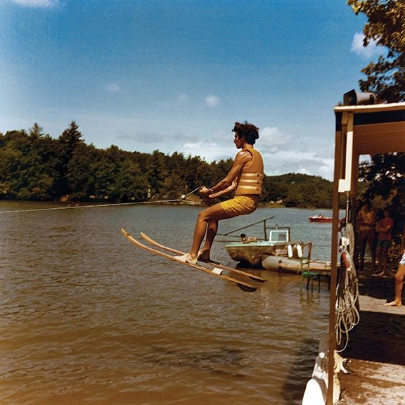 Andy Sweet: Camp Mountain Lake, Summer 1977