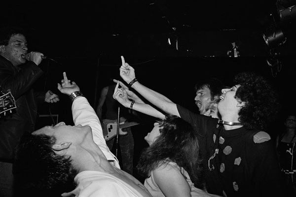 Charles Hashim: The Reactions, Fat Cats club, Miami Gardens, 1980