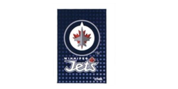 WINNIPEG JETS NHL HOCKEY LOGO PLAYING CARDS.. NEW