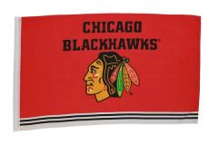 CHICAGO BLACKHAWKS 3' X 5' FEET NHL HOCKEY FLAG BANNER .. NEW AND IN A PACKAGE