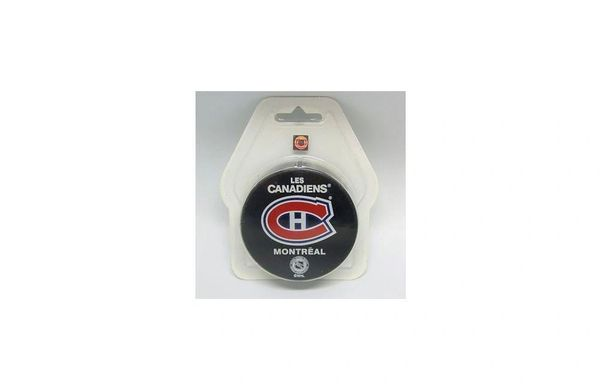 MONTREAL CANADIENS NHL HOCKEY PUCK .. NEW
