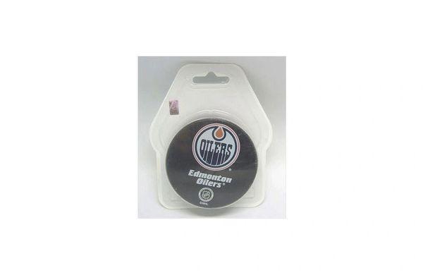 EDMONTON OILERS NHL HOCKEY PUCK .. NEW