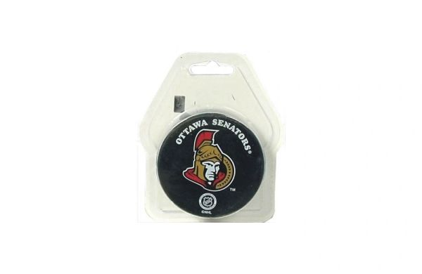 OTTAWA SENATORS NHL HOCKEY PUCK .. NEW