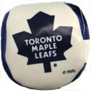 TORONTO MAPLE LEAFS HACKEY SACK NHL HOCKEY LOGO NAUGHTY BALL.. NEW