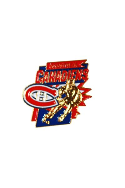 MONTREAL CANADIENS NHL HOCKEY LOGO PICTURE LAPEL PIN BADGE .. NEW