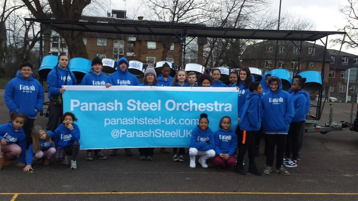 Panash Steel Orchestra UK